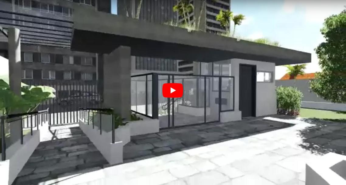 Maquete Eletrônica – Projeto Maison Caribean